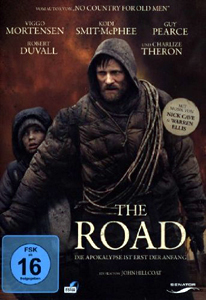 dvd cover of the road
