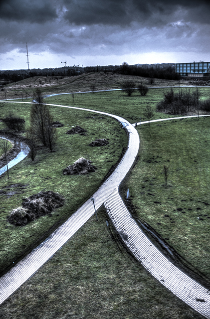 The Paths of Campus
