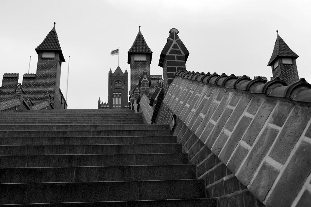 Marineschule stairs