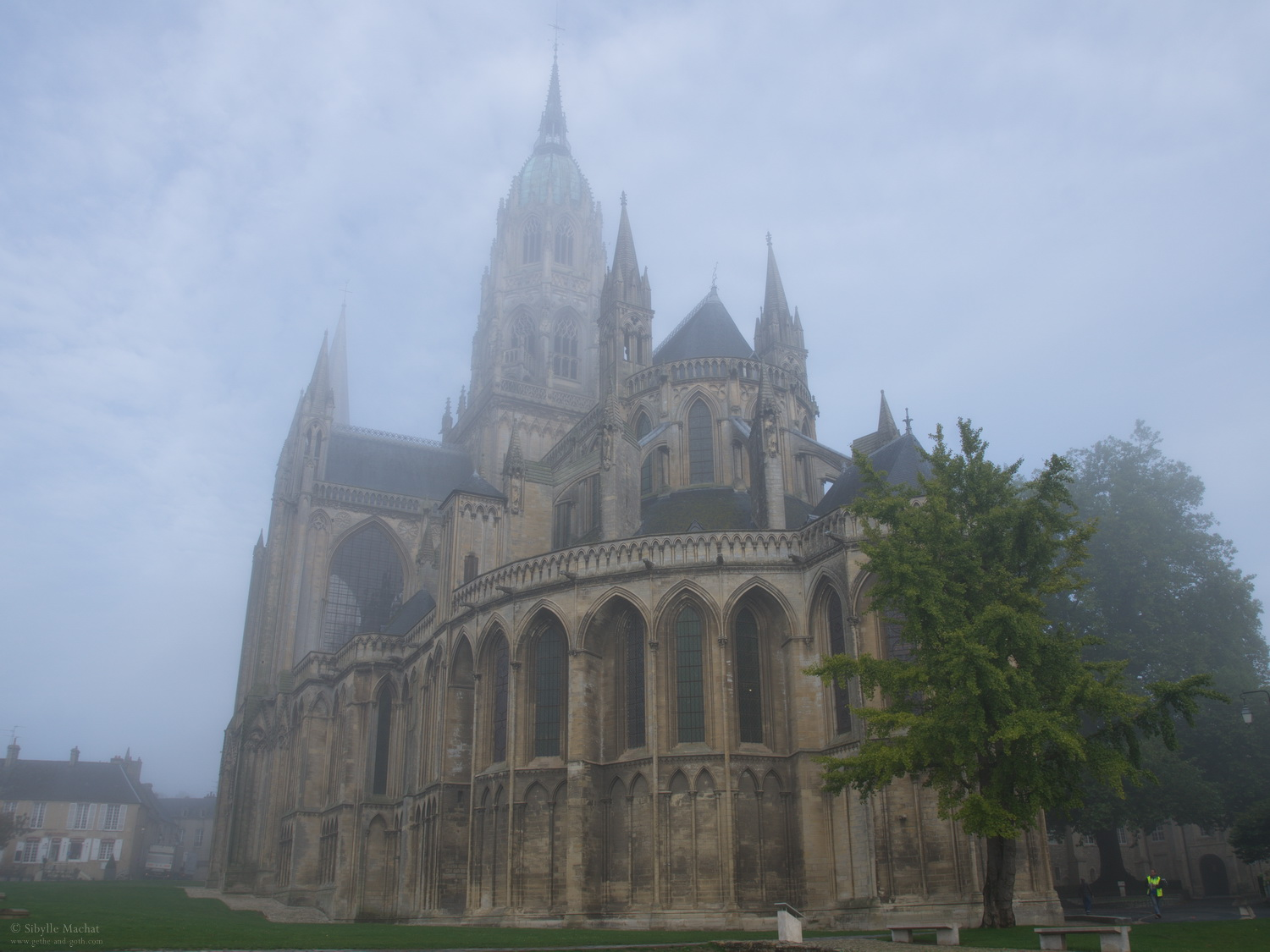 Misty Morning, Bayeux