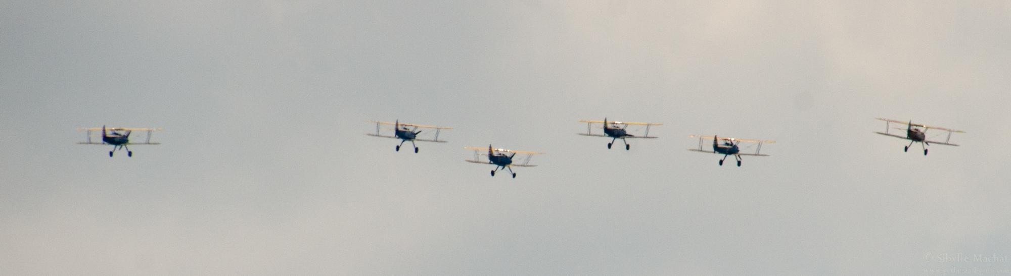 WW 2 flyby