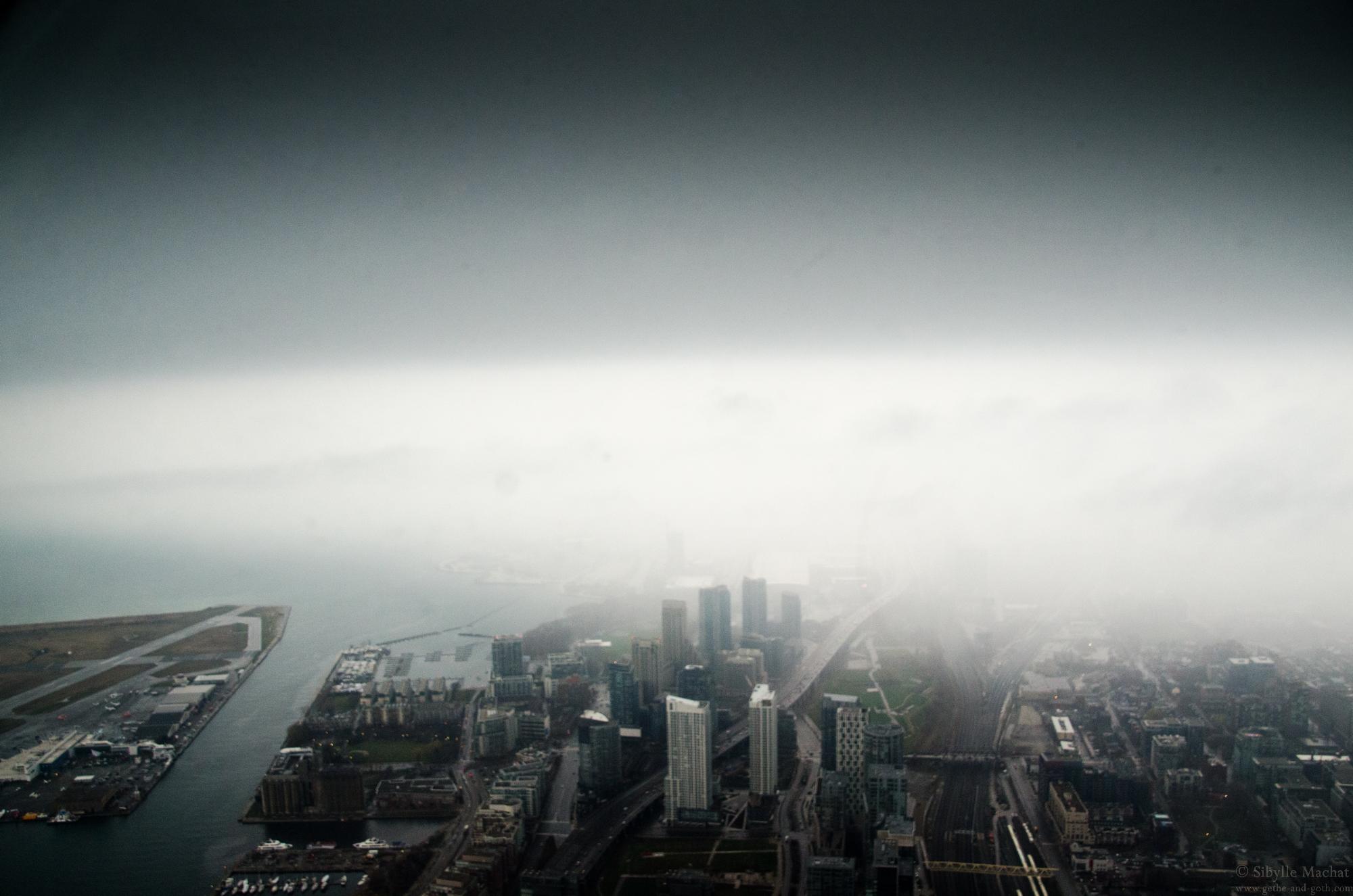 Stormy Weather over Toronto