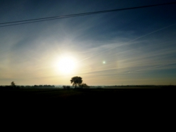 Schleswig-Holstein morning