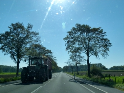 on the road, NRW