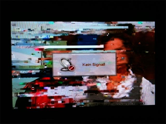 no signal on my TV