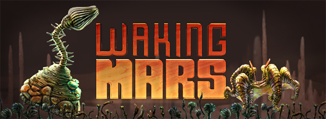 Waking Mars - a Tiger Style Game