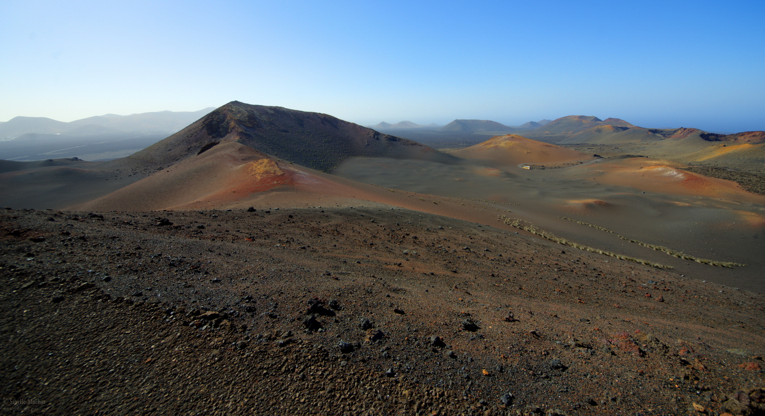 The Colors of Timanfaya